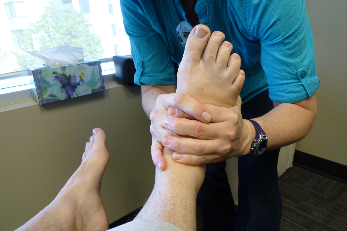 Foot Care - Orthotics